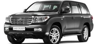 Toyota Land Cruiser Chassis & Body Repair Workshop Manual