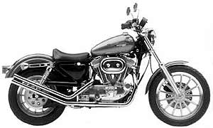 1986-2003 Harley Davidson Sportster XL & XLH Service Manual